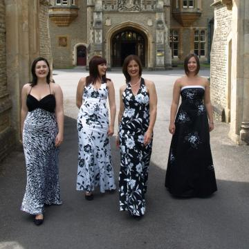 Lyrica Singers at Tortworth Court