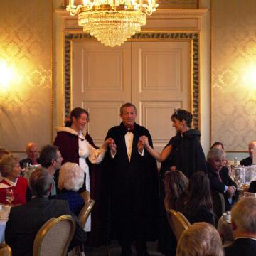Lyrica Opera Trio at The Hurlingham Club, London.