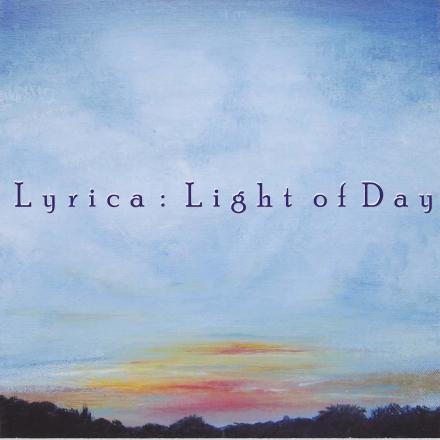 Lyrica - Light Of Day CD