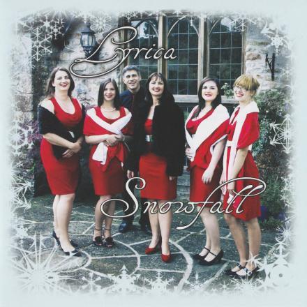 Lyrica - Snowfall CD